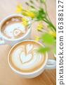Latte Art 16388127