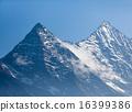山峰 山 景色 16399386