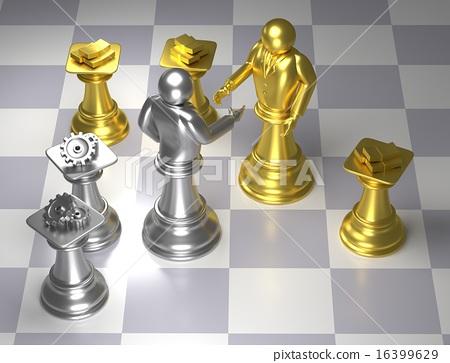 체스 사업 16399629