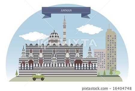 Amman, Jordan 16404748