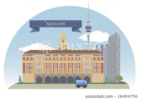 Auckland. New Zealand 16404750