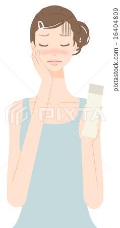 여성 선탠 16404809