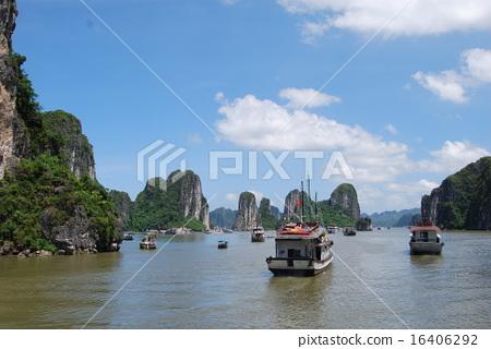 越南下龍灣 -  11 16406292