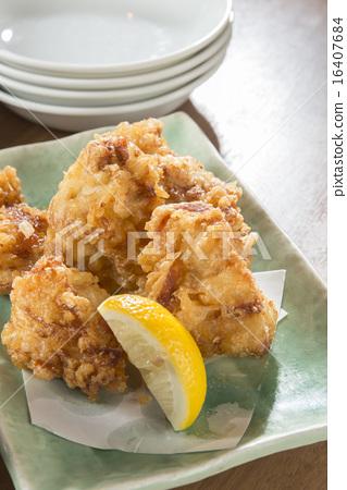 Fried chicken 16407684