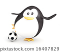 Soccer Player 16407829