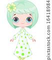 Cute Girl 16418984