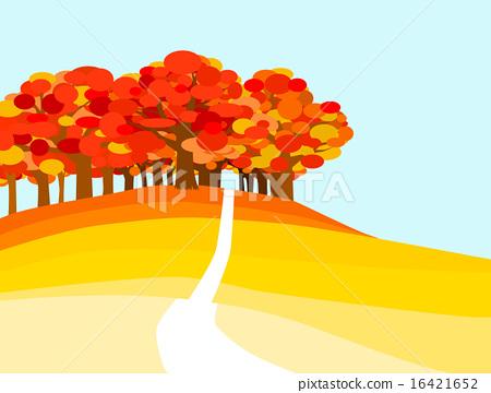 가을 나무 16421652