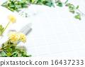 버스 이미지 (타일, 수건, 아이비, 꽃) 16437233