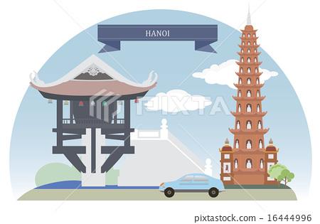 Hanoi, Vietnam 16444996