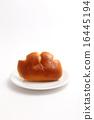 奶油面包 面包 亲昵的 16445194