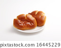 奶油面包 面包 2 16445229