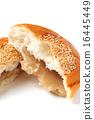 红豆饼 面包 和式 16445449