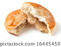 红豆饼 面包 和式 16445450