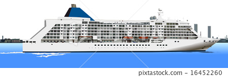 郵輪 旅行 客船 16452260