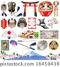 ไอคอนญี่ปุ่น 16459439