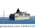 郵輪 旅行 客船 16461419