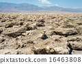 Devil's Golf Course in Death Valley, California 16463808