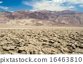 Devil's Golf Course in Death Valley, California 16463810