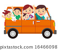 Drive with family 16466098