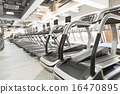 gym, fitness club, health club 16470895