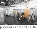 gym, fitness machine, health-club 16471182