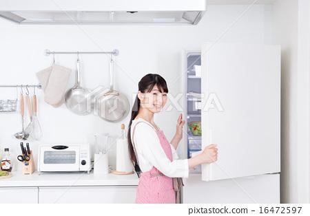주부 (냉장고) 16472597