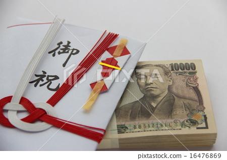 Totobukuro and Ichiman Yen Bill 16476869