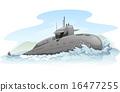 Submarine 16477255