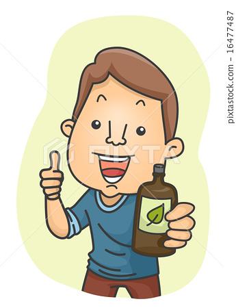Man Alternative Medicine 16477487