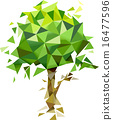 Abstract Tree Design 16477596