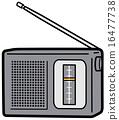 라디오 16477738