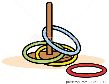 Ring throwing 16480245