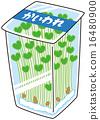 包裝 包裹 蔬菜 16480900