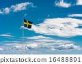 sky, swedish, background 16488891