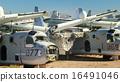 Military Aircraft Boneyard 16491046