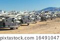 Military Aircraft Boneyard 16491047