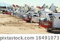 Military Aircraft Boneyard 16491073