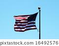 USA Flag 16492576
