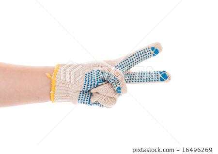 Protective glove 16496269