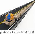 distribution, logistics, box 16500730
