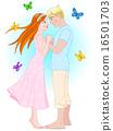 Romantic Couple 16501703