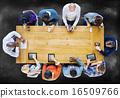 Technology Digital Device Communication Online Concept 16509766