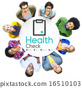 Health Check Diagnosis Medical Condition Analysis Concept 16510103