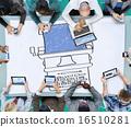 Typewriter Typography Publishing Equipment Publishing Concept 16510281
