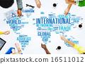 International World Global Network Globalization International C 16511012