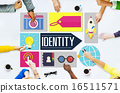 Identity Branding Brand Marketing Business Concept 16511571