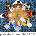 Meeting Data Analysis Communication Planning Business Concept 16511777
