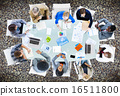 Meeting Communication Planning Business People Concept 16511800