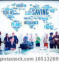 Saving Insurance Plans Ideas Finance Growth Analysis Concept 16513269