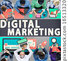 Digital Marketing Commerce Campaign Promotion Concept 16513320